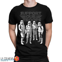 Camiseta - Support Our Trops