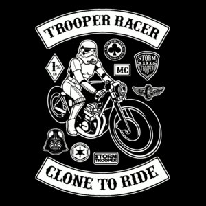 Stormtrooper Caferacer