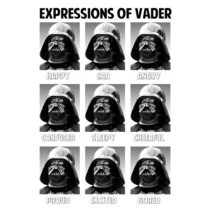 Expressions Of Vader