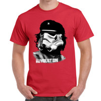Camiseta Star Wars - Stormtrooper Revolution