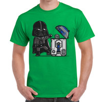 Camiseta Star Wars - Robotictrashcan (Donnie)
