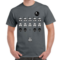 1349-Camiseta Star Wars (Karlangas)