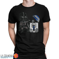 Camisetas La Colmena 209 - Star Wars - Robotictrashcan (Donnie)